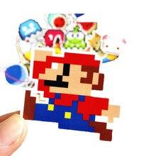 Pvc Sticker 25Pcs/lot Pixel Style