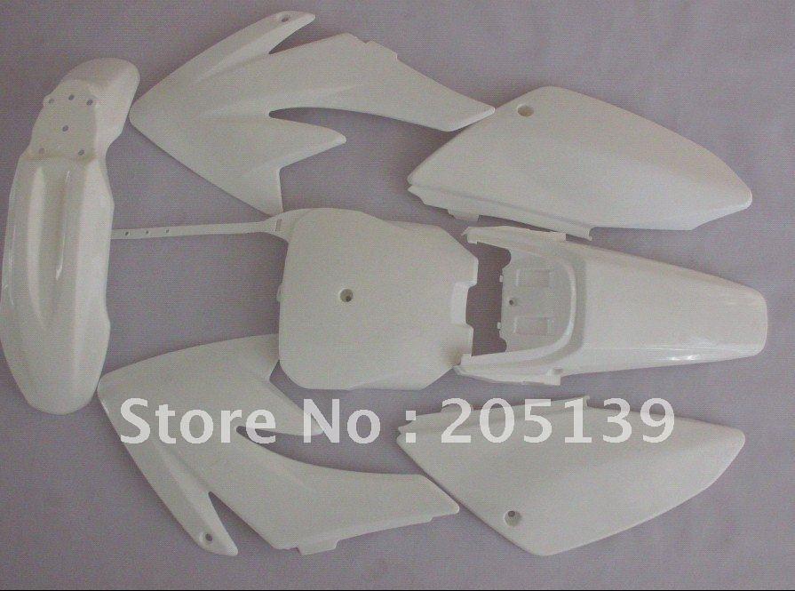 питбайке-внешне части обтекатель пластик крыло для Honda мотоцикл мото велосипед ямы CRF70