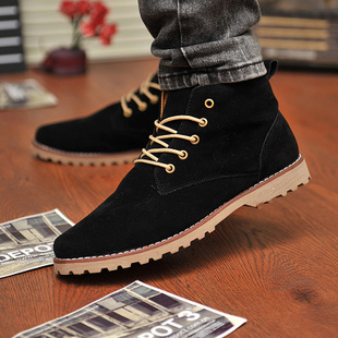 d7c9af30e9 Suede leather European style oxford shoes men solid Loafers fashion  sneakers zapatos hombre tenis masculino size 39 44 em Calçados Casuais Dos  Homens de ...
