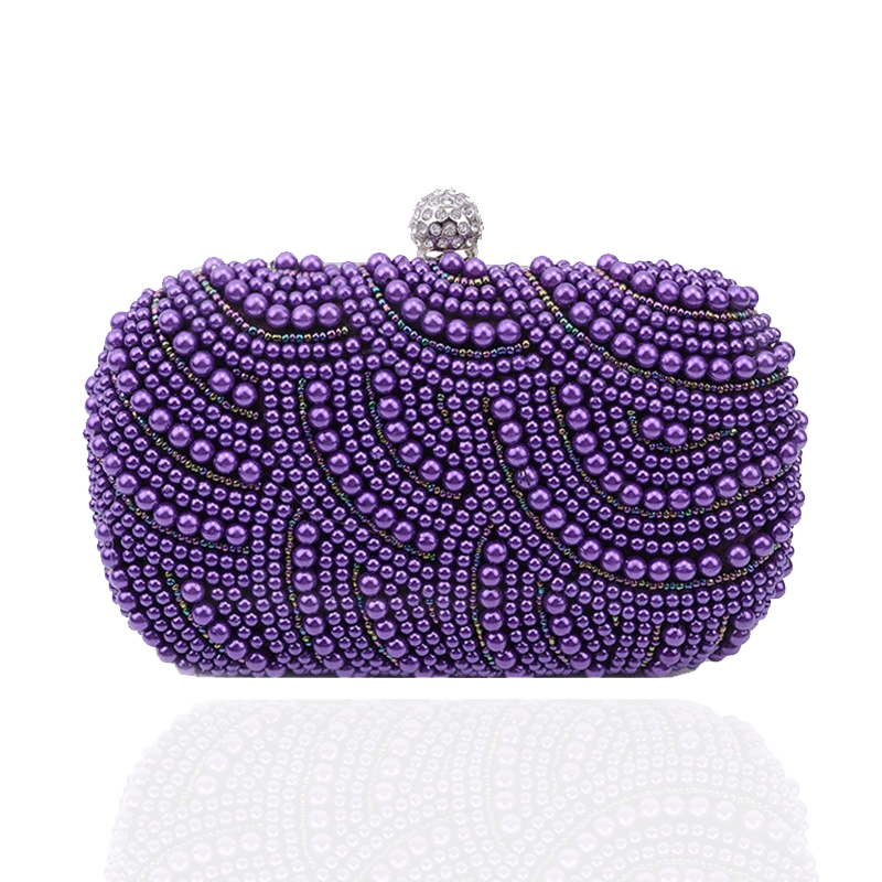 Popular Purple Clutch Purse-Buy Cheap Purple Clutch Purse lots ...