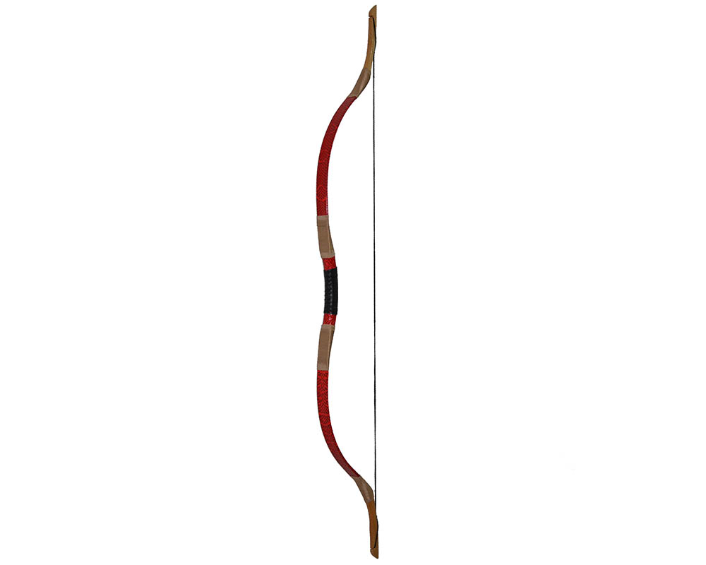 Здесь продается  1 pcs 70lbs archery traditional snakekin longbow hunting bow for outdoor hunting  Спорт и развлечения