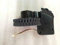 Original Left Wheel For Robot Vacuum Cleaner Parts Ilife A4s A4 Robot Vacuum Cleaner Ilife A4