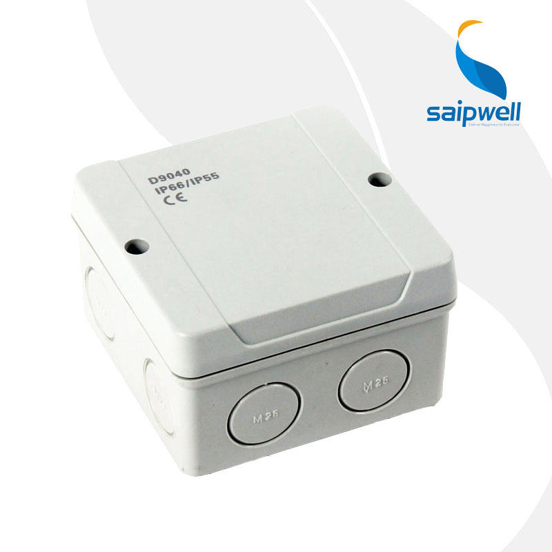 Superior Quanlity IP66 IP55 Waterproof Electric Junction Box 98 98 61mm Terminal Junction Box SD 9040Z