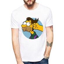 Punching Lenny Cool T Shirt