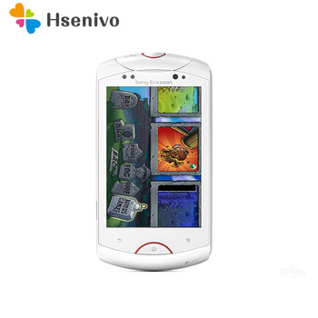 WT19i Original Sony Ericsson Live with Walkman WT19 WT19i Mobile Phone Unlocked Smartphone Android GPS Wi-Fi 3.0inch Touchscreen
