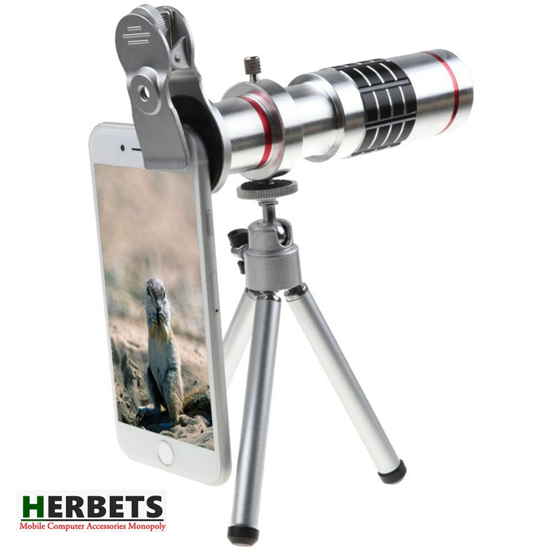 Universal 18X Optical Telescope Lens Phone Camera Lenses
