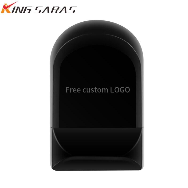 Usb Flash Drive 16gb 32gb 64gb 128gb Flash Disk 3.0 Black Plastic Good Quality Usb Stick 4gb Super Mini U Disk Free Custom LOGO (4)