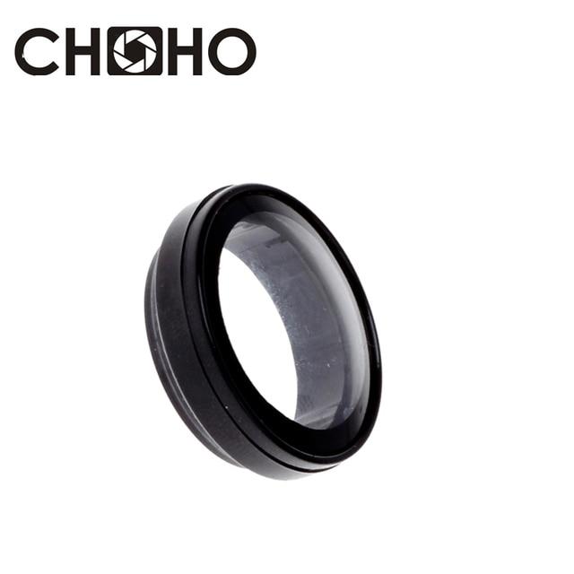 Filtre UV couvercle lentille protection optique verre filtors verre Lente protecteur pour Go Pro Hero 3 3 + 4 HD Sport caméra accessoires