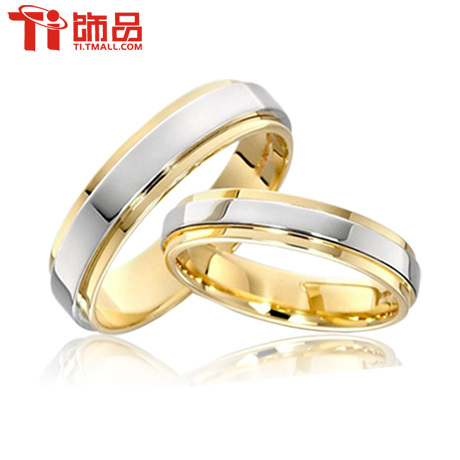wedding gold for filled ring item and zircon white rings crystal sets charming women vintage men aliexpress