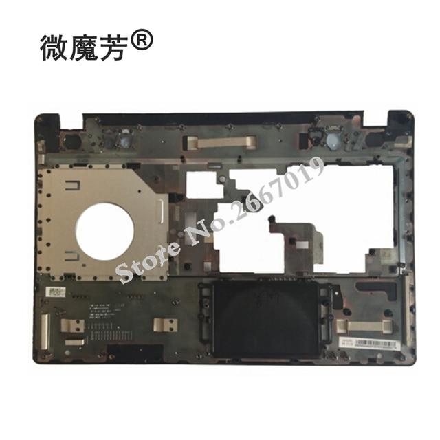 Nouveau pour Lenovo pour ideapad Y580 Y580A Y580N Y585 housse de base du boîtier inférieur interface TV/Palmrest housse supérieure AM0N0000500