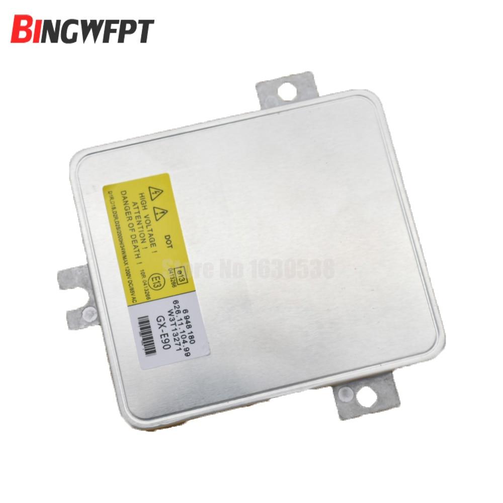 US $24 64 23% OFF|NEW Xenon Ballast HID Headlight Module Control 6948180  for BMW 3 series E90 E91 06 07 08-in Car Light Accessories from Automobiles  &