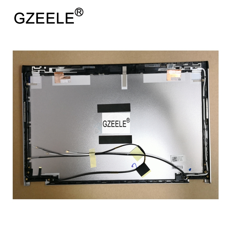 GZEELE New Laptop lcd Top cover for DELL for Vostro V131 LCD Back Cover LCD Screen Laptop top case 0P0VMJ Top Cover Rear Lid brand new laptop for dell inspiron 15 15r 5521 5537 3537 3521 lcd back cover upper cover bezel case palmrest cover bottom case
