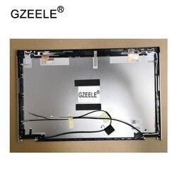 GZEELE nowy Laptop lcd górna pokrywa dla DELL Vostro 131 V131 LCD tylna pokrywa laptopa ekran LCD Top case 0P0VMJ górna pokrywa tylna pokrywa|cover for dell laptop|laptop screen covercover for laptop -