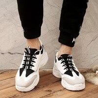 ZJNNK Mens Sneakers Breathable Men Vintage Shoes Non Slip Men Casual Shoes Comfortable Zapatos Hombre Hot Sale