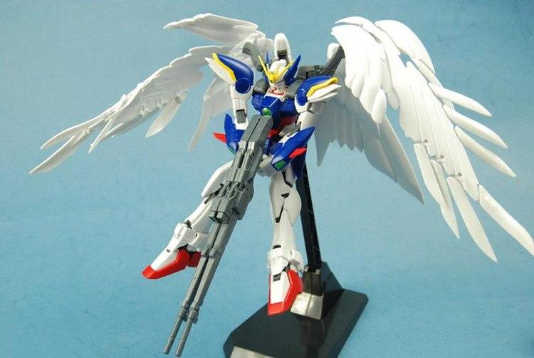 Nueva mg Wing Gundam figura de acción MG028 Zero Wing