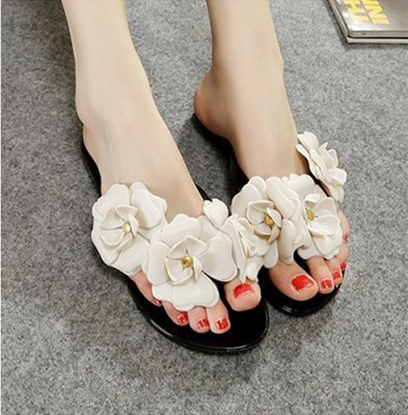 Online Buy Wholesale Cheap Plastic Flip Flops From China -8066