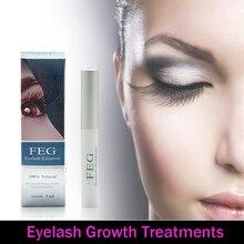 New FEG Eyelash Growth Enhancer Natural Medicine Treatments Lash Eye Lashes Serum Mascara Eyelash Serum Lengthening