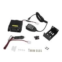 New KT 8900D Dual Band Quad Standby 25W Car Intercom Mobile Radio Transceiver Interphone