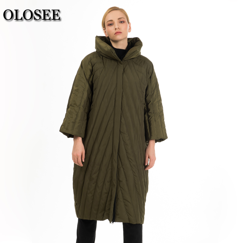 White Duck Down Coat High Collar Elegant Solid Color Winter Women Down Jacket Long Sleeve Warm Coat Parka Mujer Invierno брюки valentino rossi брюки