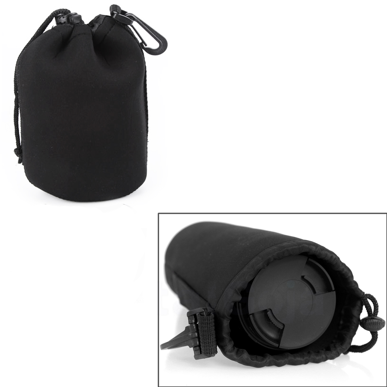 Camera Camera Dslr Accessories online get cheap dslr camera accessories aliexpress com alibaba drawstring soft neoprene lens pouch storage bag case cover for sony canon nikon