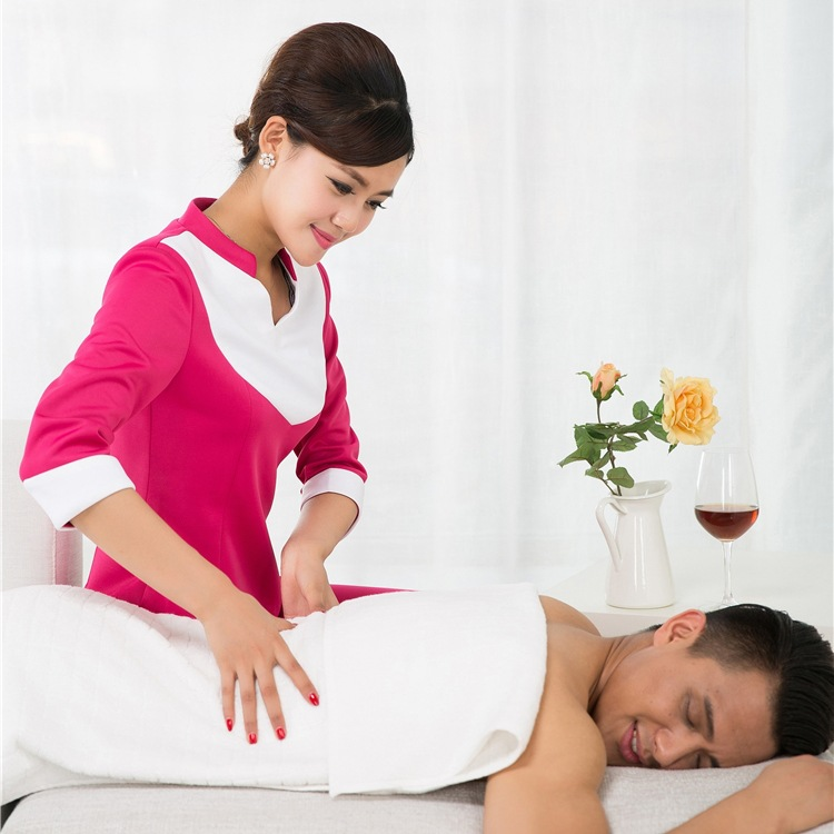 Elegant spa uniforms reviews online shopping elegant spa for Spa uniform online