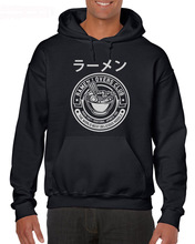 2019 Funny Clothing Casual Hoodies RAMEN OVERS CLUB NOODLE JAPANESE FOOD MEN SIZE S-3XL Sweatshirt