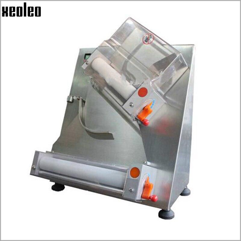 XEOLEO тесто для пиццы нажатия машина коммерческий тесто для пиццы ролик многофункциональный коммерческий замесить тесто машина 370 Вт
