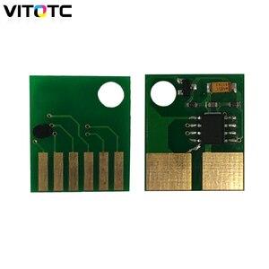 12035SA 12015SA E120 Chip Do Cartucho de Toner Compatível Para Lexmark E120 E120n E 120 120n Impressora A Laser de Reset Chips de Recarga Em Pó