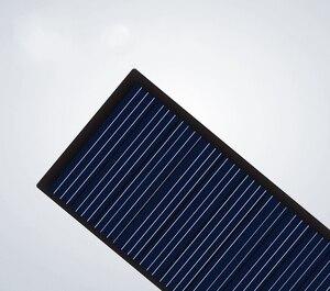 Image 4 - 10 шт. 6836 5 в комплект зарядного устройства для солнечной панели DIY, поликристаллическая фотоэлектрическая панель, устройство для выработки солнечной энергии