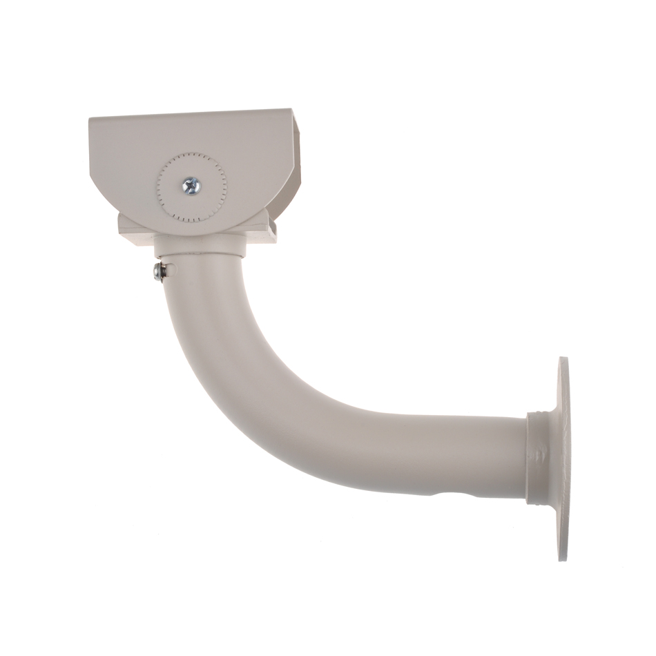 Accessories Security CCTV Camera Metal Aluminum 90 Degree Bracket  Stand Outdoor/Indoor Home Monitor cctv security explosion proof stainless steel general bracket