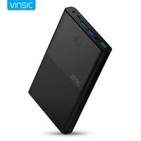 VINSIC VSPB401 Energienbank 30000 mAh High-end Importiert Lithium-Eexternal Akku Stromversorgung Für iphone Huawei xiaomi PC