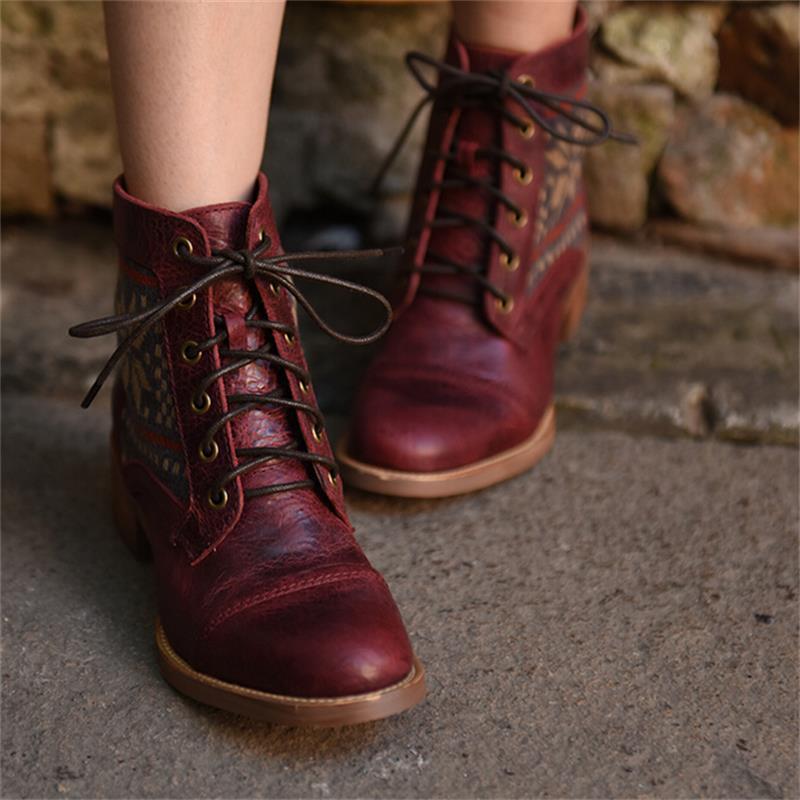 Aliexpress.com : Buy Fashion vintage preppy style handmade genuine ...