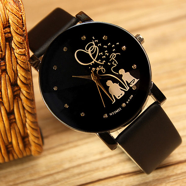 YAZOLE Lovers Fashion Quartz Watch Women Watches 2018 Ladies Famous Brand Wrist Watch Female Clock Montre Femme Relogio Feminino beike 2018 fashion quartz watch women watches ladies girls famous brand wrist watch female clock montre femme relogio feminino