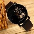 Yazole amantes de la moda reloj de cuarzo relojes de las mujeres 2017 señoras de la marca famosa reloj de pulsera relogio feminino reloj mujer montre femme