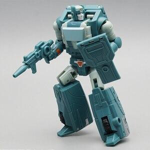 Image 5 - G1Transformation MFT Kup Old Solider MF 37 MF37 Pocket War Pioneer Series Mode Action Figure Robot Toys