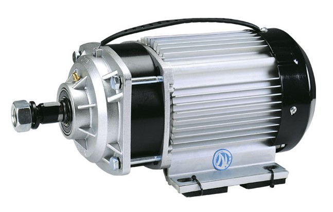 1000W -1200w Dc 48v & 60V brushless motor electric bicycle motor  BM1412ZXF-01