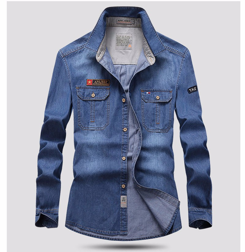 MEN DENIM SHIRTS (13)