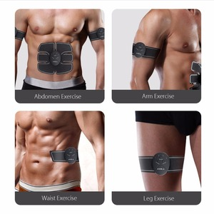 Image 3 - EMS trainer Muscle massage electric massager Abs stimulator for Hip Abdomen Arm abdominal full trainer