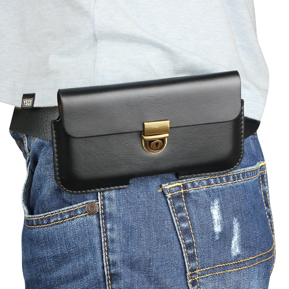 Тонкий открытый кожаный пояс чехол телефон чехол для Mei Zu m6s mblu S6/elephone U Pro для ZTE Нубия m2/m2 Lite/m2 Play