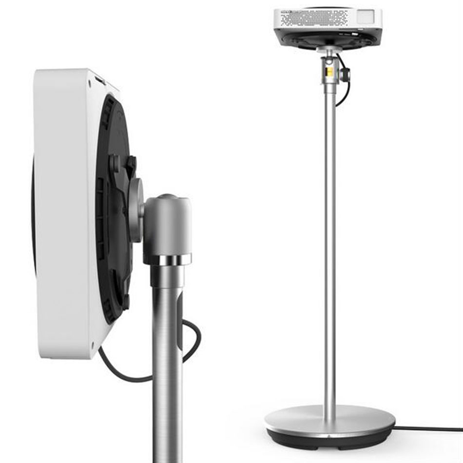 Original XGIMI Projector Floor Stand Pan Tilt Stand For XGIMI H1 Aurora Z4 Aurora Z4 AIR Z3 and Other LED DLP Projector поул метров xgimi k песни беспроводной микрофон поддержка z4x cc h1 cc aurora z4 h1 aurora aurora проектор