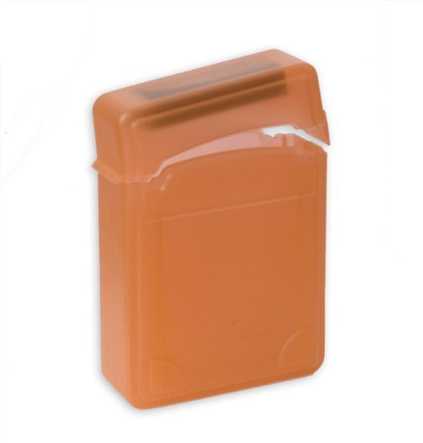 Оптовая 8X IDE/SATA HDD Storage Box (Orange)