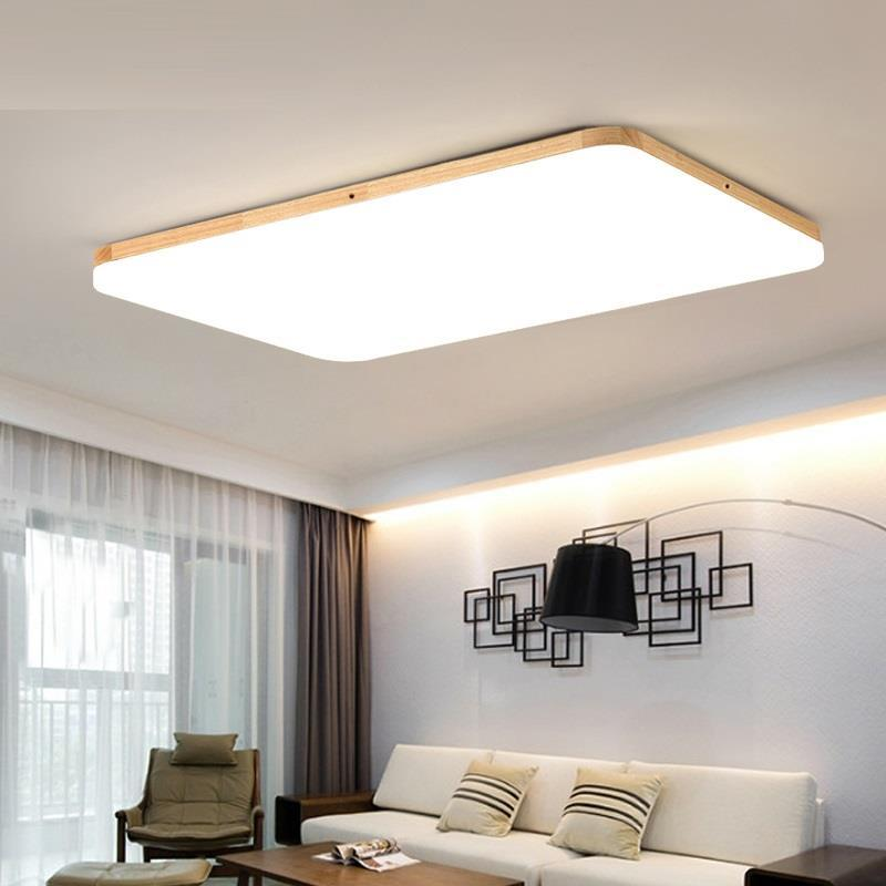 Room Home Celling Deckenleuchten Industrial Decor Lampada Lighting LED Plafondlamp Luminaria Teto Lampara De Techo Ceiling Light in Ceiling Lights from Lights Lighting