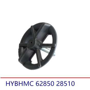 Abrazadera De Retención De Pernos De Sujeción De Neumáticos Para Hyundai Elantra Para KIA Repuesto OEM 6285028510 Tornillos De Fijación De Neumáticos De Repuesto