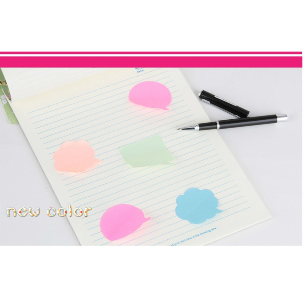 BPColor notes, paper note paper, message paper memo pad kawaii notepad stickers WJ-BQB3 PUHUO7 fastnet force 10 rei paper only