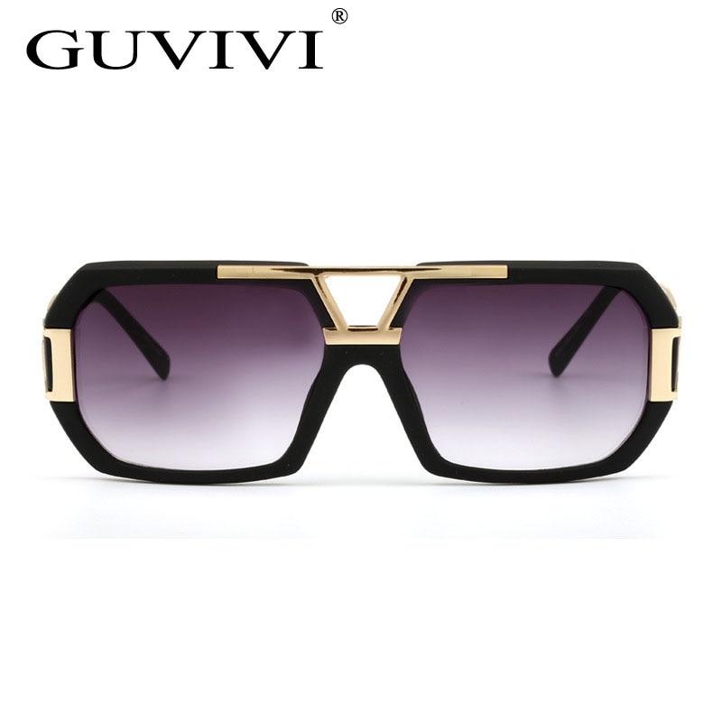 2017 GUVIVI Nouvelle Mode style de mode lunettes de soleil de gradient  femmes lunettes de soleil vintage grand grenouille lunettes GY-97151 b529ba286b0c