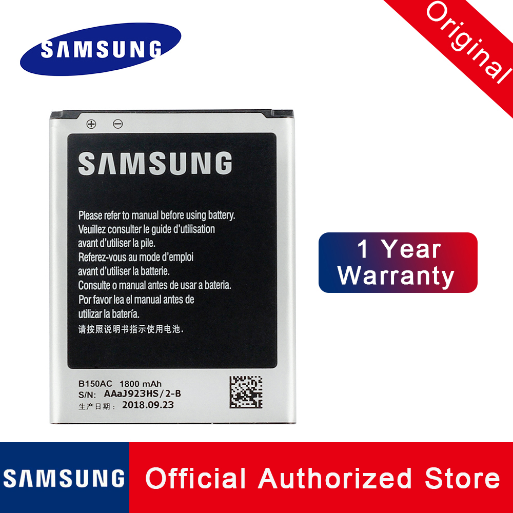 100 Original Battery B150ae B150ac For Samsung Galaxy Core I8260 Plus G3500 Replacement Batteria Akku 1800mah Tracking No Battery 1800mah 1800mah Batterysamsung B150ae Aliexpress