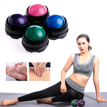 Massage Roller Ball Body Therapy Foot Hip Back Relaxer Stress Release Face