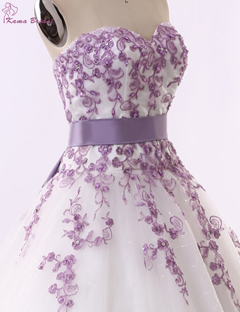 wedding dresses lilac color lilac wedding dress Top 40 Breathtaking Water Color Wedding Dress For Summer