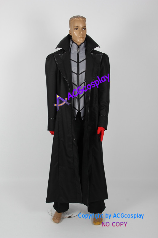 Persona 5 Phantom Thief Cosplay Costume include gloves ACGcosplay anime costume game costume image