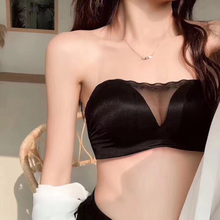2019 Summer Lingerie Comfortable Push Up Lace Bra Top Back Closure Five Hook-And-Eye (3/4 Cup) Sexy Women Lingerie